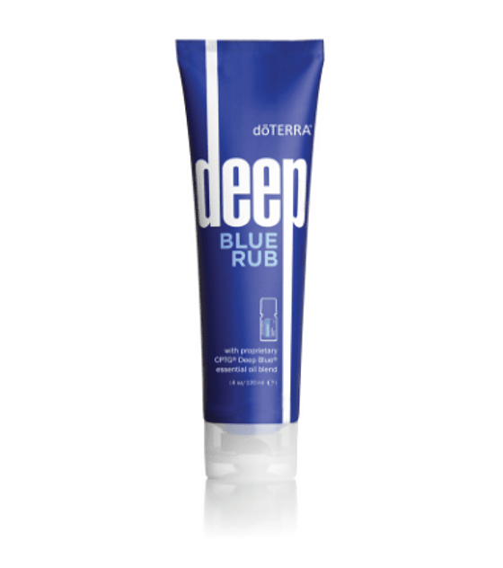 Pomada Deep Blue - 120 ml