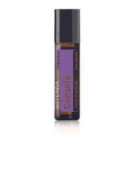 Óleo Essencial Console Touch Roll-On - 10 ml | Mistura Reconfortante
