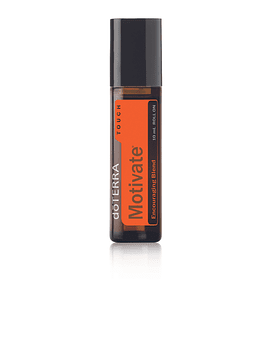 Óleo Essencial Motivate Touch Roll-On - 10 ml   Mistura Incentivadora