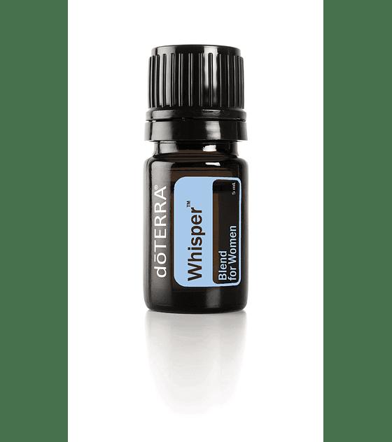 Óleo Essencial Whisper 5 ml   Mistura para Mulheres