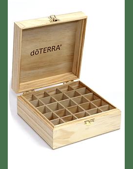 Caixa de Madeira para Óleos Essenciais