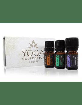 Kit Colecção de Yoga (5 ml)