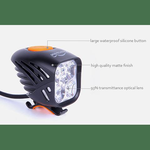 MJ-906B- Luz Magicshine 3200 lumens bluetooth