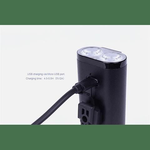 Monteer Luz Magicshine 1400 lumens