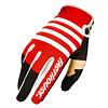 Guante Fasthouse Striper Rojo