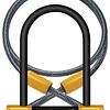 Candado On Guard U-Lock Bulldog Mini Dt Cable