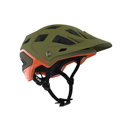 Casco Tsg Scope Graphic Design Army/Orange L
