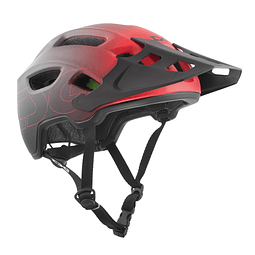 Casco Tsg Trailfox Graphic Design Red S/M