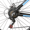 Bicicleta 27.5 Diamondback Talla S Aluminio Negro/Azul Discos