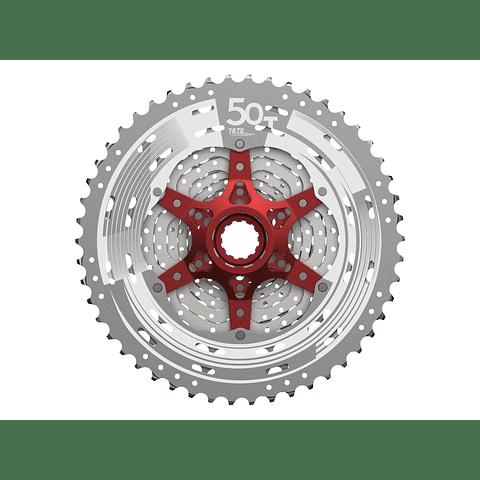 Piñon Sun Race Csmx80 Ea5r 11v (11-50) Plata marca Sun Race