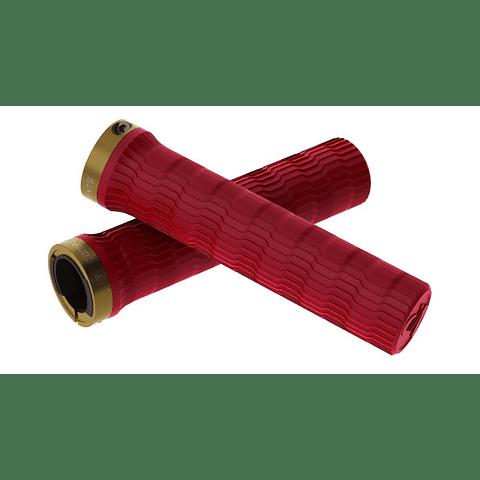 Puños Vpg-115a Aluminio Rojo