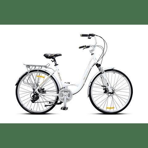 Bicicleta 700c Phoenix Touring Aluminio