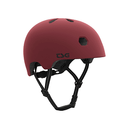 Casco Tsg Meta Solid Satin Oxblood L/Xl
