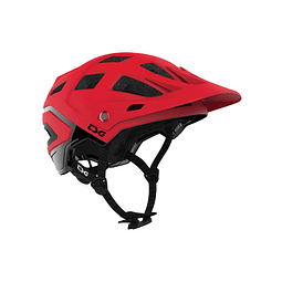 Casco Tsg Scope Graphic Design Red/Black S/M