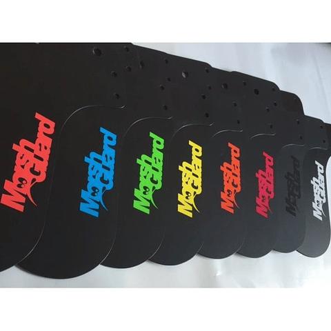 Tapabarro Marshguard 275 Negro (letras colores)