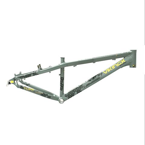"""Marco Aluminio Viking bicicleta modelo X29 color Gris aro 26"""""""