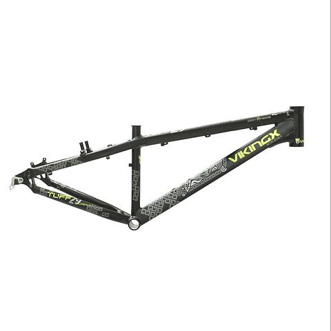 "Marco Aluminio Viking bicicleta modelo X29 color Negro aro 26"""