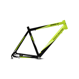 Marco bicicleta de ruta Radical Mountain 700c Ruta Aluminio