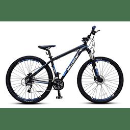 Bicicleta 29 Mtb Veason Hidraulica 27 TS Mate