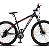 Bicicleta mtb 29 Hidraulica 24velocidades