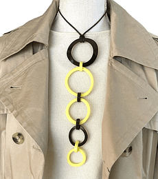 Collar Óvalos  XL