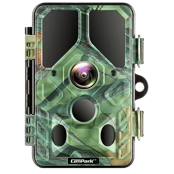 Cámara Trampa Campark WiFi y Bluetooth T85 20MP- Image 1