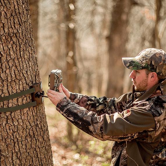 Correas Árbol Browning Tree Straps para Cámara Trampa- Image 4