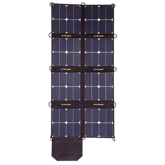 Cargador Solar Nitecore Plegable 100W- Image 1