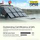 Cargador Solar Nitecore Plegable 100W - Image 5