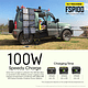 Cargador Solar Nitecore Plegable 100W - Image 6