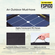 Cargador Solar Nitecore Plegable 100W - Image 10