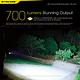 Linterna Compacta LED Nitecore 700 lúmenes Recargable USB TIP SE Negro - Image 23