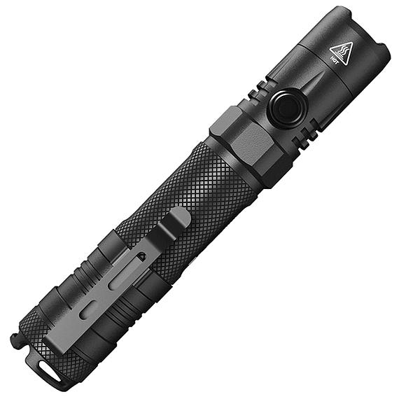 Linterna LED Nitecore 1200 lúmenes Recargable USB MH10 V2- Image 4