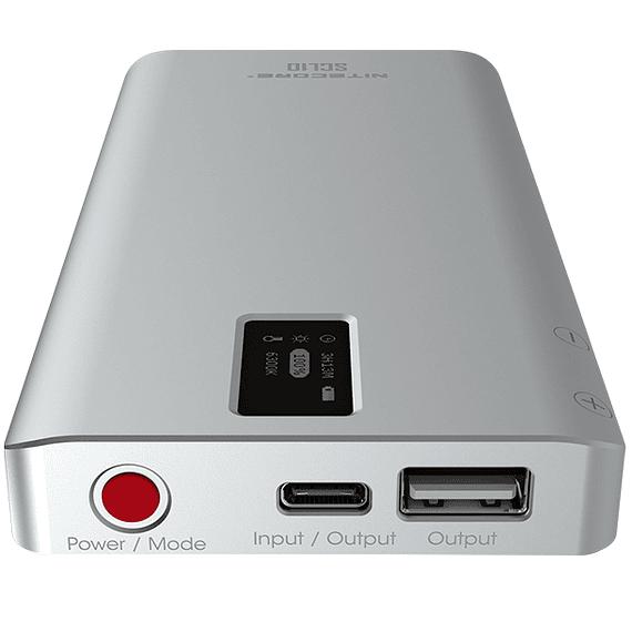 Foco LED y Cargador Nitecore 800 lúmenes SCL10- Image 4