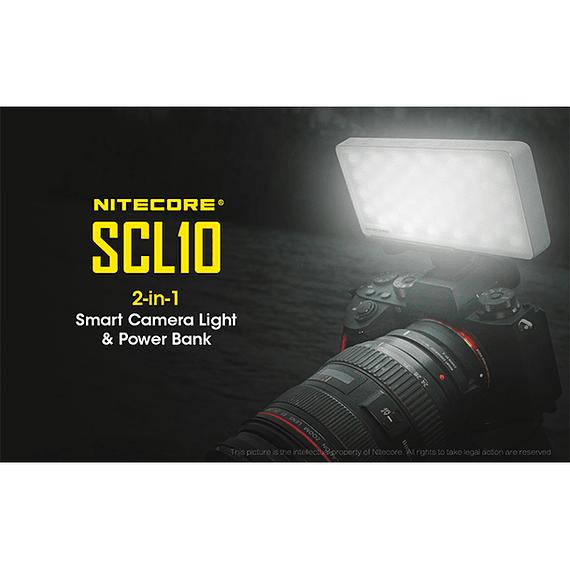 Foco LED y Cargador Nitecore 800 lúmenes SCL10- Image 14