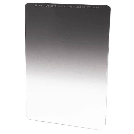 Filtro NiSi Explorer Collection Nano Reverse IR GND8 (0,9) 3 pasos 100mm- Image 2
