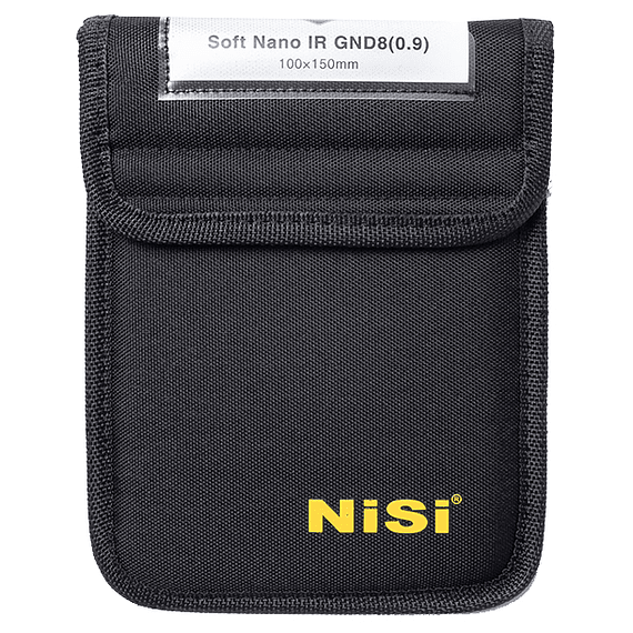 Filtro NiSi Explorer Collection Nano Reverse IR GND8 (0,9) 3 pasos 100mm- Image 3