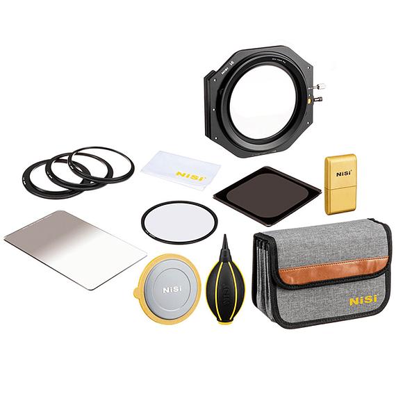 Kit Filtros y Portafiltros Starter Kit III NiSi 100mm V6 Pro- Image 1
