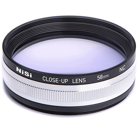 Filtro Macro NiSi Close Up NC Lens Kit 58mm- Image 2