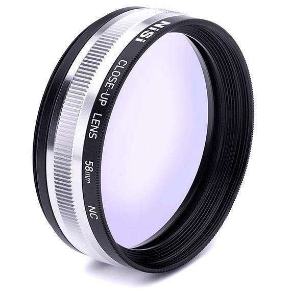 Filtro Macro NiSi Close Up NC Lens Kit 58mm- Image 3