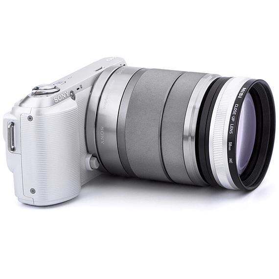 Filtro Macro NiSi Close Up NC Lens Kit 58mm- Image 11