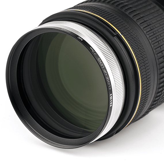 Filtro Macro NiSi Close Up NC Lens Kit 77mm- Image 4