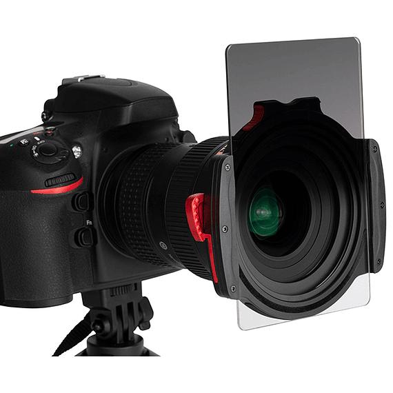 Portafiltros Haida 100mm M10 con Polarizador- Image 4