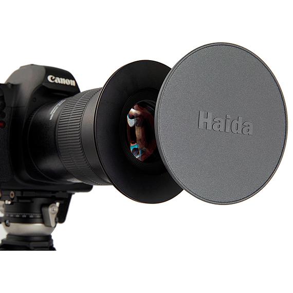 Portafiltros Haida 100mm M10 con Polarizador- Image 8