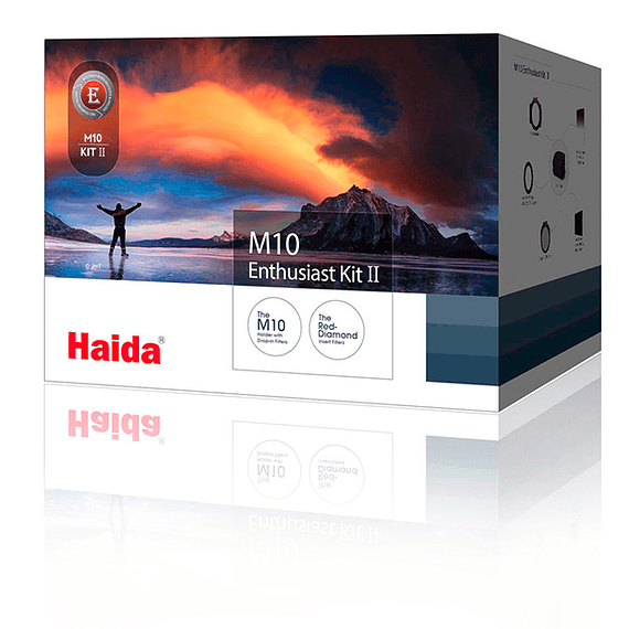 Kit Filtros y Portafiltros Haida Enthusiast Kit II 100mm M10- Image 5