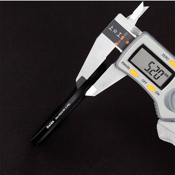 Filtro Haida Slim PRO II MC Polarizador- Image 2