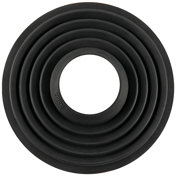 Parasol Haida Anti Reflejo de Silicona Plegable (50-70mm)- Image 2