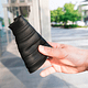 Parasol Haida Anti Reflejo de Silicona Plegable (50-70mm) - Image 5