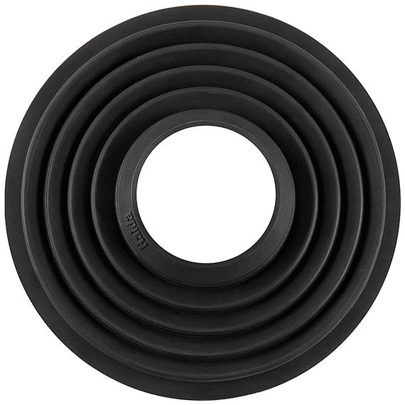 Parasol Haida Anti Reflejo de Silicona Plegable (70-90mm)- Image 2