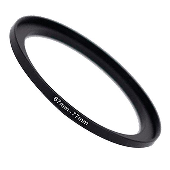 Anillo Adaptador Haida Step Up Ring de 58 a 67mm- Image 3